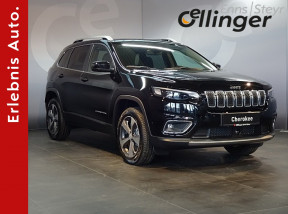 Jeep Cherokee Limited bei öllinger in