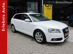 Audi A3 SB Style 1,6 TDI DPF bei öllinger in