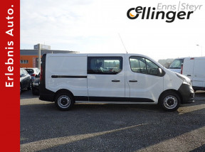 Opel Vivaro DoKa L2H1 1,6 CDTI BlueInjection 2,9t Edition bei öllinger in