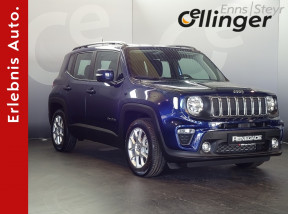 Jeep Renegade Longitude bei öllinger in