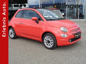 Fiat 500C 1,2 Fire 70 Lounge bei öllinger in