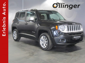 Jeep Renegade 4×4 Limited 4×4*GPS *4×4*GPS*Leder* bei öllinger in