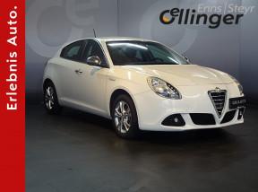 Alfa Romeo Giulietta Distinctive ROTES-LEDER bei öllinger in