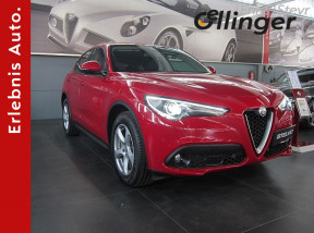 Alfa Romeo Stelvio Super 2,2 ATX RWD bei öllinger in