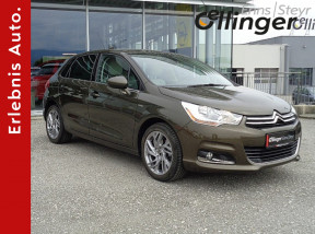 Citroën C4 1,6 HDi 90 Exclusive bei öllinger in