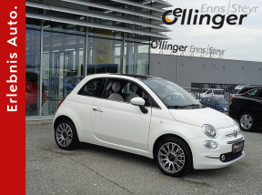 Fiat 500. Star bei öllinger in