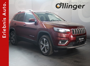 Jeep Cherokee Limited bei öllinger in
