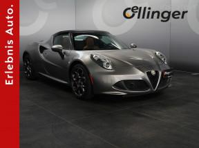 Alfa Romeo 4C Spider bei öllinger in