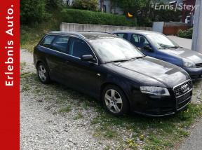 Audi A4 Quattro bei öllinger in