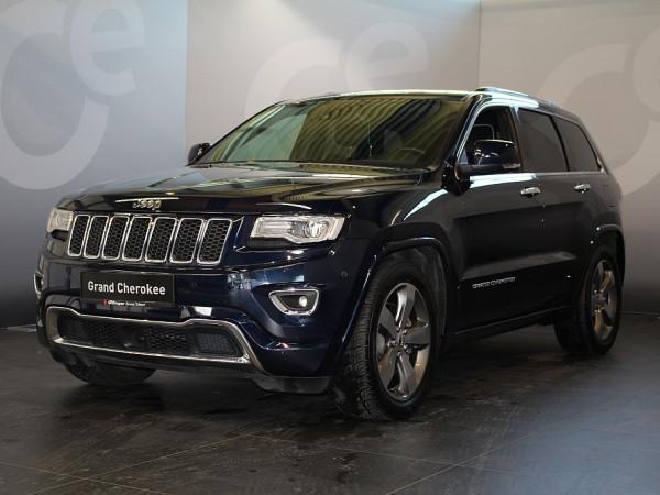 Jeep Grand Cherokee Verbrauch